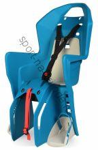 Кресло детское Polisport , заднее, модель Koolah с креплением на багажник