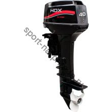 Лодочный мотор 2-х тактный HDX T 40 JFWL New