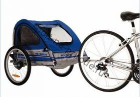 Велоприцеп для 1-2х детей Schwinn Trailblazer