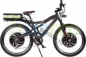 Велогибрид Eltreco Megawatt II
