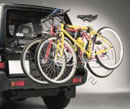Крепление велосипеда на запас. колесо PERUZZO 4x4 Bike Carrier (2 вел) сталь d30mm