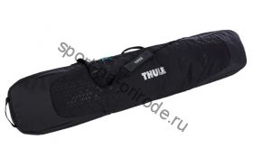 Чехол для 1-го сноуборда RoundTrip Single SnowBoard, черный (Black)