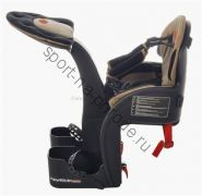 Детское переднее велокресло  WeeRide Safefront Deluxe