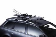 Крепление лыж/сноуборда Thule (4 пары /2 сноуборда) Deluxe 726