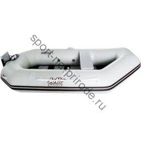Лодка JET! надувная, модель MURRAY 200 SL, цвет серый