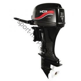 Лодочный мотор 2-х тактный HDX T 30 FWS New