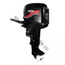 Лодочный мотор 2-х тактный HDX T 30 BMS New