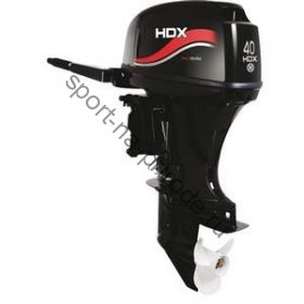 Лодочный мотор 2-х тактный HDX T 40 BMS