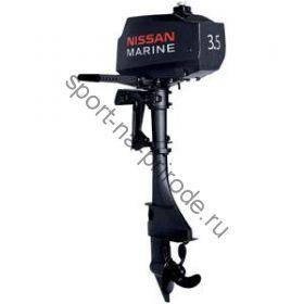 Лодочный мотор 2-х тактный NISSAN MARINE NS 3.5 A2 1