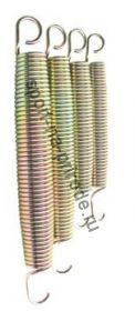 Гальванизированные пружины, стандарт En71-14, сетртификация ITS and TUV