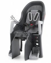 Кресло детское Polisport, заднее, модель  GUPPY CFS, крепление на багажник