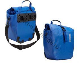 "Набор велосипедных сумок Thule Pack""n Pedal Shield Pannier, размер S, синий (2 шт.)"