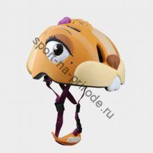 Защитный шлем Crazy Safety «Бурундук»