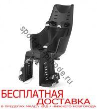 Велокресло Bobike Exclusive maxi BD с креплением на багажник