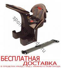 Детское переднее велокресло WeeRide Deluxe Ltd Edition