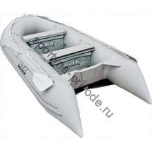 Лодка HDX надувная, модель OXYGEN 330 AL, цвет серый