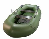 Лодка «Дельфин 2+» трехместный с транцем